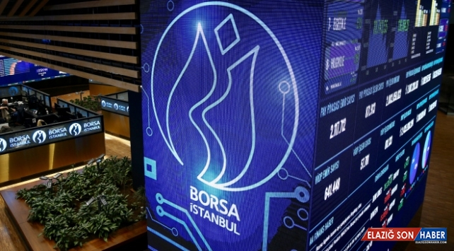 Borsa İstanbul'da 8,5 ayın en yüksek kapanışı