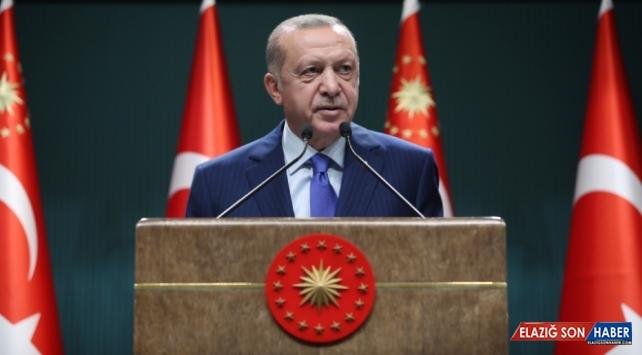 Cumhurbaşkanı Erdoğan: 5'inci ve 9'uncu sınıflarda yüz yüze eğitimi başlatıyoruz