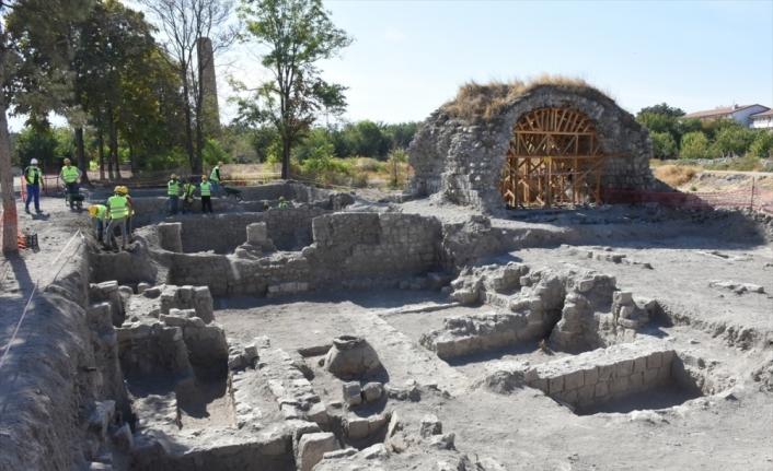 Kültür ve Turizm Bakan Yardımcısı Demircan Malatya'da incelemelerde bulundu