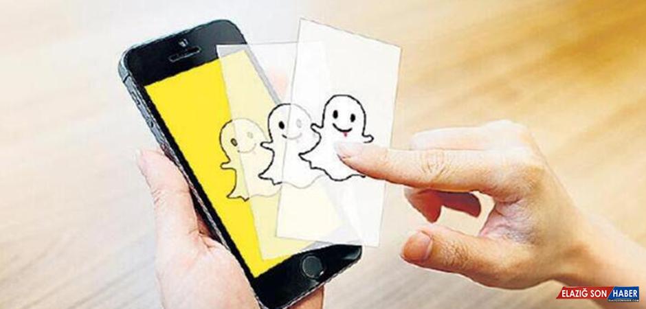 Snapchat Artık Yediklerinizi Değerlendirecek