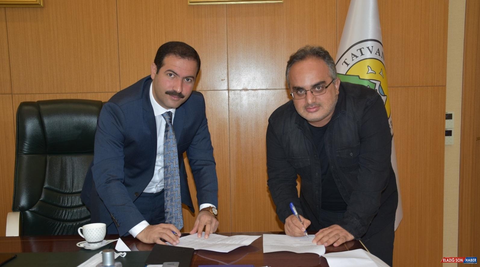 Tatvan Belediyesi ve TMMOB Mimarlar Odası Arasında Protokol İmzalandı