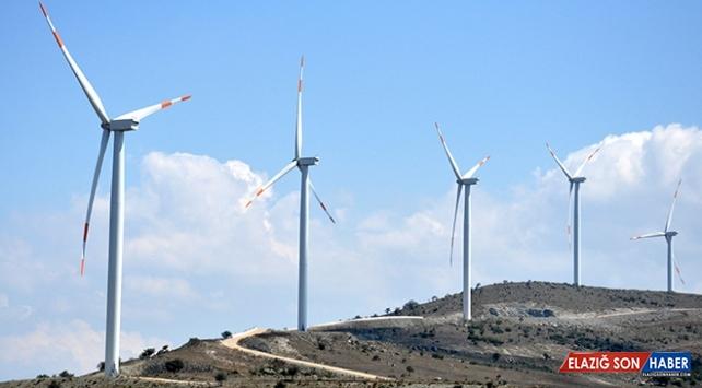 9,6 milyon hane rüzgar enerjisiyle aydınlatıldı
