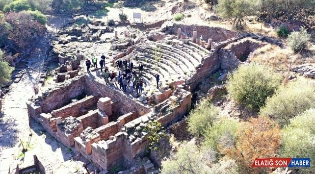 Aigai'deki arkeolojik çalışmalar 12 aya yayılacak
