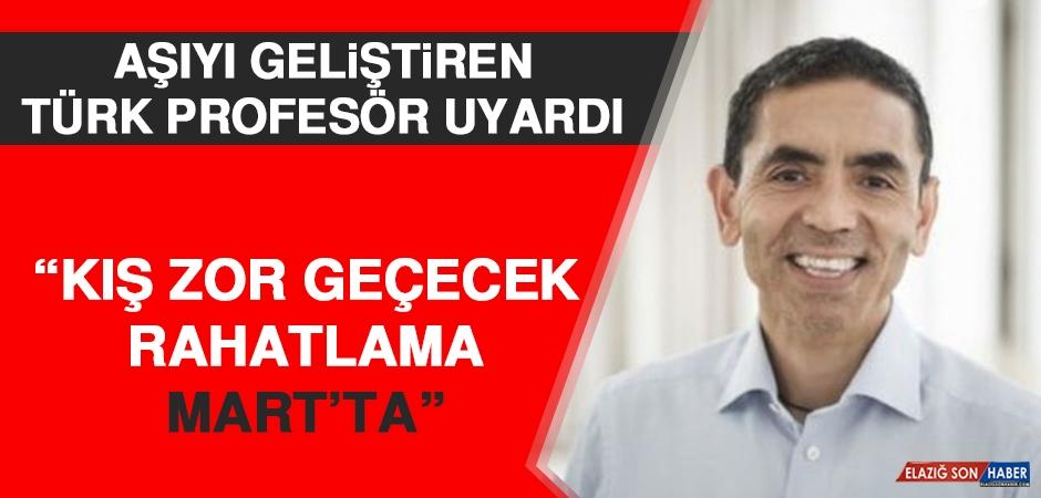 Aşıyı Geliştiren Türk Profesör Uyardı