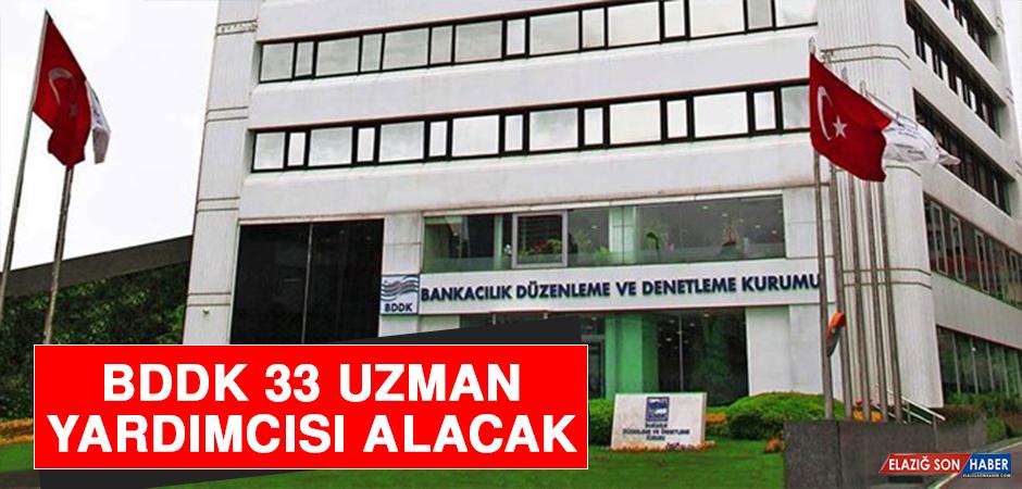 BDDK, 33 Uzman Yardımcısı Alacak