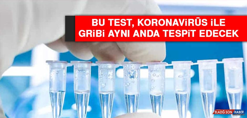 Bu Test, Koronavirüs İle Gribi Aynı Anda Tespit Edecek