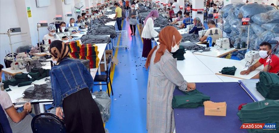 Hakkari'de Tekstilkent Projesiyle 800 Kişi İstihdam Edilecek