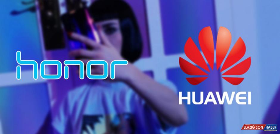 Huawei, ABD Baskıları Nedeniyle Honor Markasını Elden Çıkaracak
