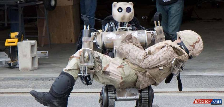 İngiltere Ordusunun Dörtte Birini Robotlar Oluşturacak