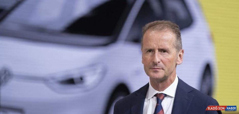 Volkswagen CEO'su Herbert Diess: Nokia İle Aynı Kaderi Paylaşmak İstemiyoruz