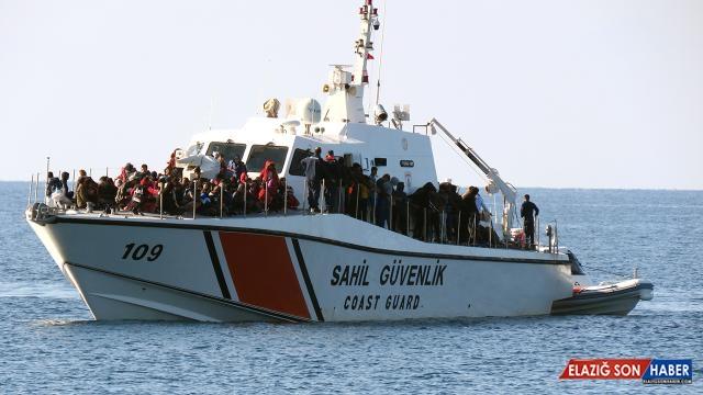 114 bine yakın düzensiz göçmen yakalandı