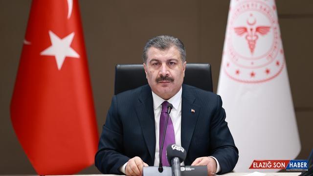 Bakan Koca: Türkiye'de gen mutasyonuna rastlanmamıştır