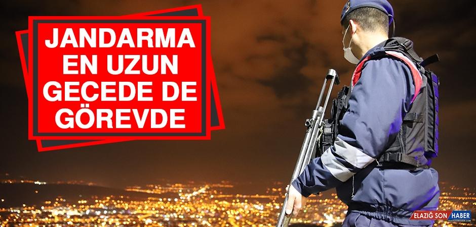 Jandarma En Uzun Gecede de Görevde