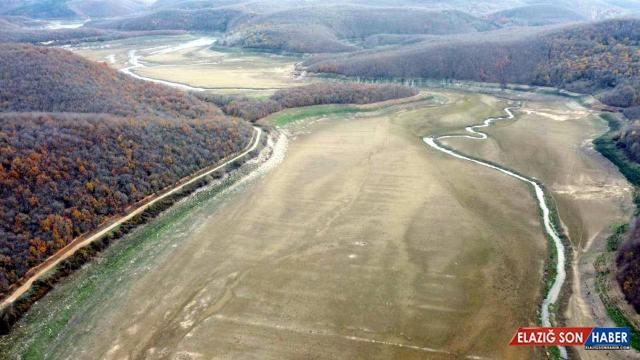 Kuraklık tehlikeli boyuta ulaşıyor: Trakya'da barajlar kurudu