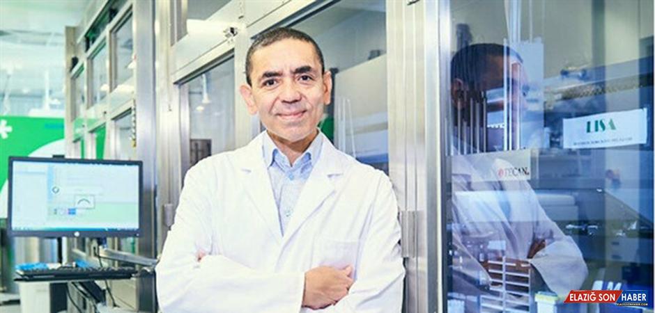 'Prof. Uğur Şahin'in Türkiye için yaptığı unutulmayacak'