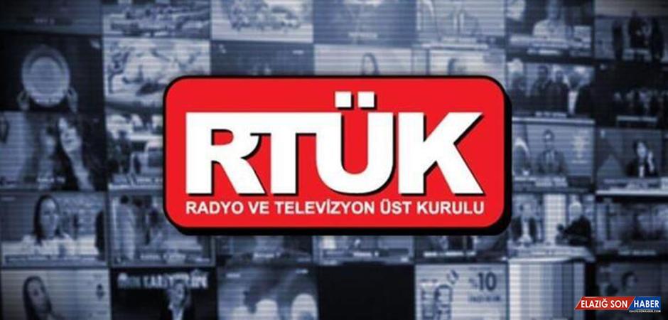 RTÜK'TEN, TELEVİZYON KANALLARINA 'KONUK' UYARISI