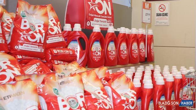 Türkiye'nin yerli ve milli temizlik ürünü BORON'dan yeni ürün