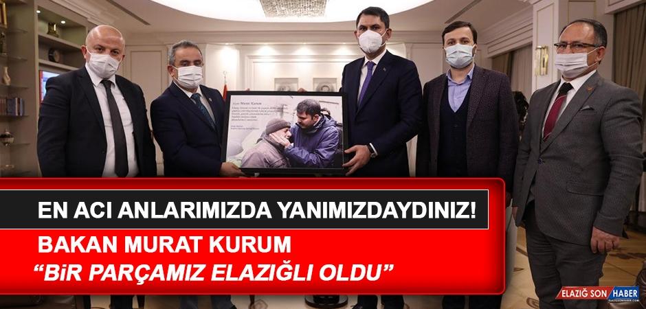 Anadolu Yayıncılar Derneği, Bakan Murat Kurum'u Ziyaret Etti