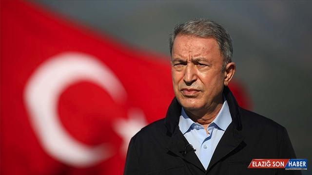 Bakan Akar: Terörle mücadelede Erbil işbirliğiyle çok önemli gelişmeler olacak