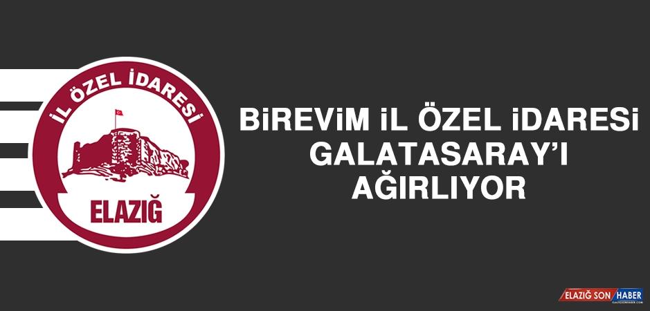 Birevim İÖİ, Galatasaray'ı Ağırlıyor