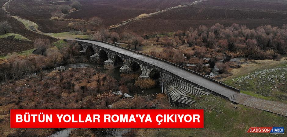 'Bütün Yollar Roma'ya Çıkıyor'
