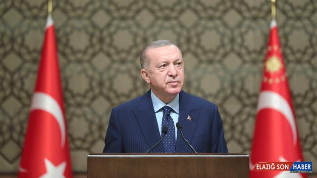 Cumhurbaşkanı Erdoğan: Gelişmiş ülkeler aşı sıkıntısı yaşarken biz aşılarımızı almaya başladık