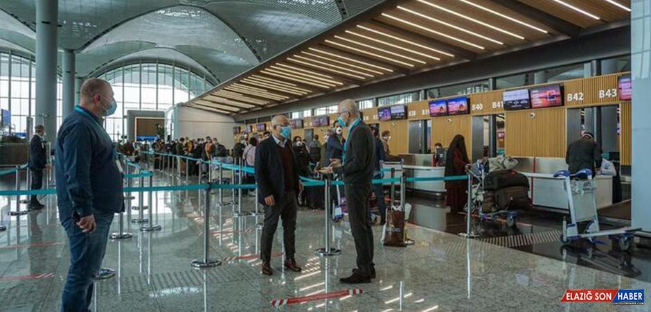 DHMİ, Havalimanlarında Karla Mücadele Çalışmalarının Sürdüğünü Bildirdi!