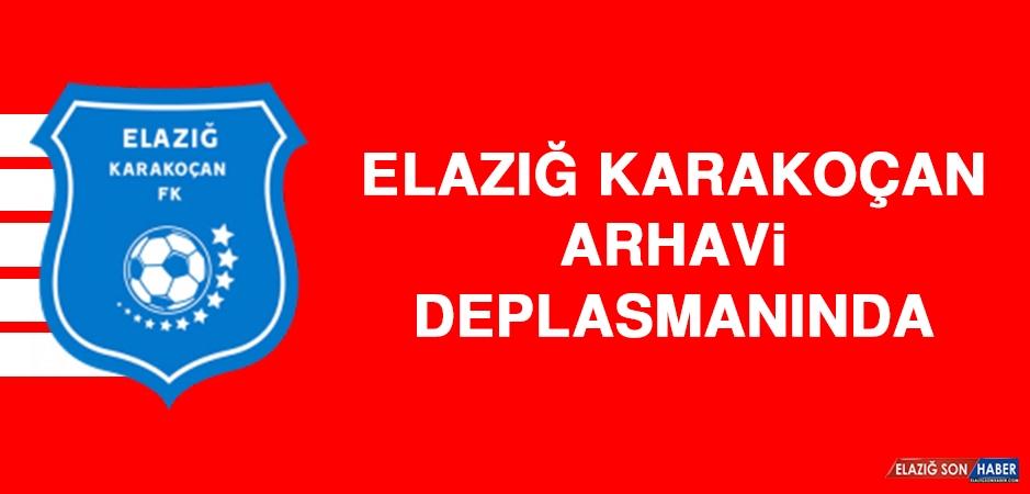 Elazığ Karakoçan, Arhavi Deplasmanında