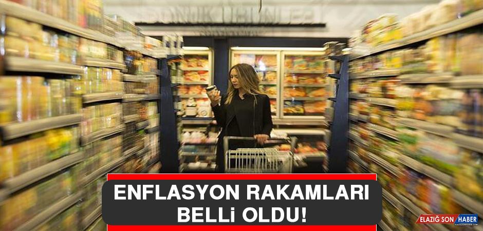 Enflasyon Rakamları Belli Oldu!