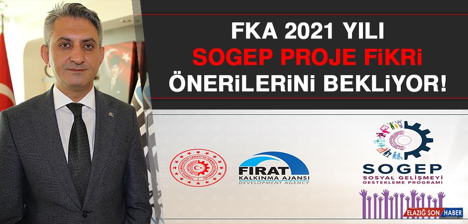FKA, 2021 Yılı SOGEP Proje Fikri Önerilerini Bekliyor!