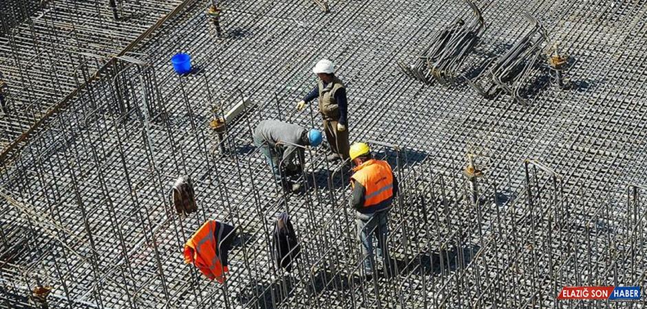 İnşaat Maliyet Endeksi Kasımda Yüzde 2,9 arttı