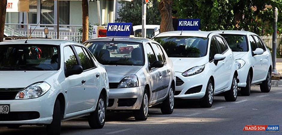 Kiralık Araç Kullanan Sürücüler İçin Yeni Düzenleme