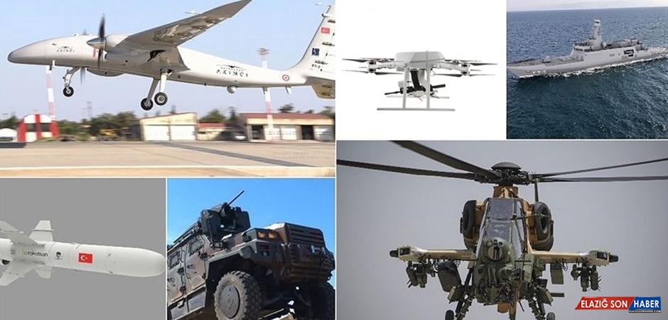 Savunma ve Havacılıkta 2020 İhracatı 2.3 Milyar Dolar