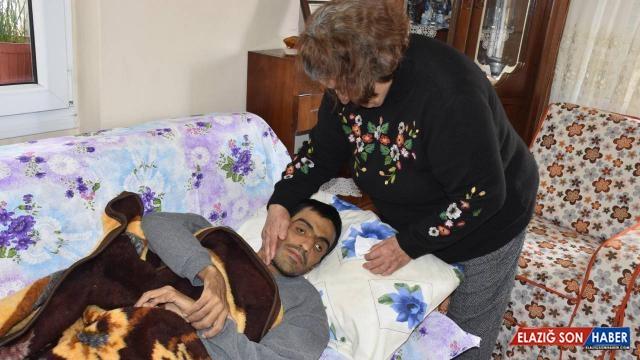 Siroz hastası Volkan donör bekliyor