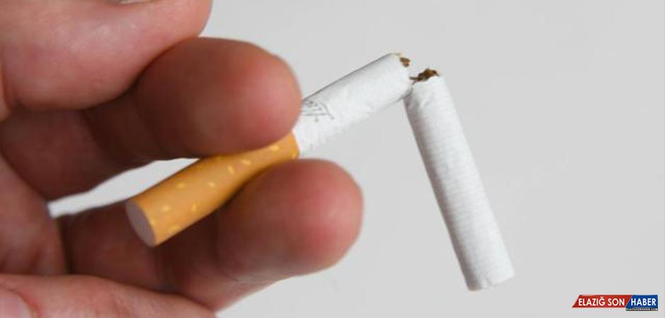 Alo 171 Aracılığıyla Takip Edilenlerin Yüzde 25'i Sigarayı Bıraktı