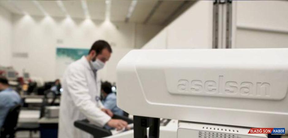 ASELSAN Mobil Dijital X-Ray Cihazı CE belgesi aldı