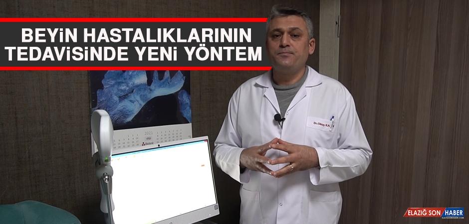 Beyin Hastalıklarının Tedavisinde Yeni Yöntem