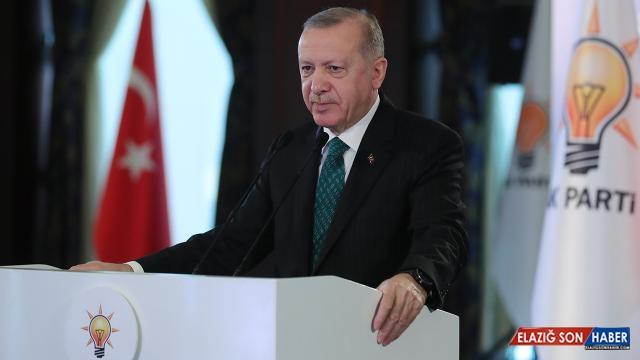 Cumhurbaşkanı Erdoğan: Artık bu ülke bir Gezi olayını yaşamayacak ve yaşatmayacaktır