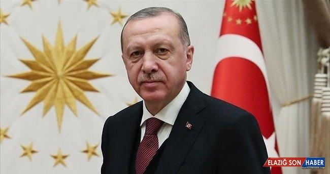 Cumhurbaşkanı Erdoğan: Şimdi gözünü uzaya diken bir Türkiye var