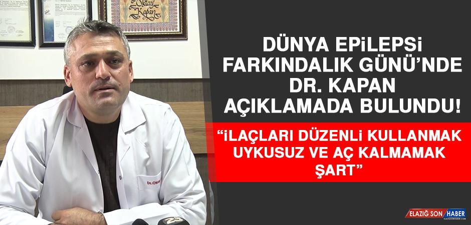 Dr. Kapan:  İlaçları Düzenli Kullanmak, Uykusuz ve Aç Kalmamak Şart