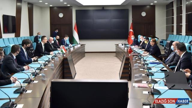 Türkiye ile Macaristan arasında işbirliği