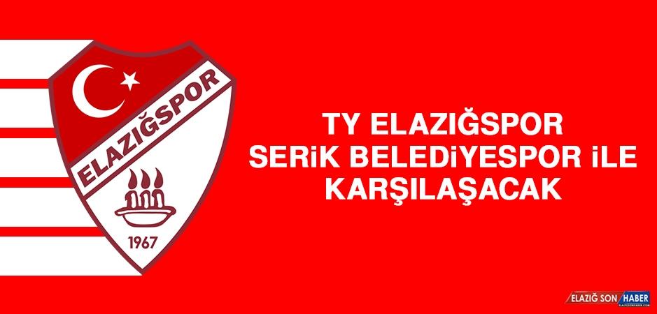 TY Elazığspor – Serik Belediyespor İle Karşılaşacak