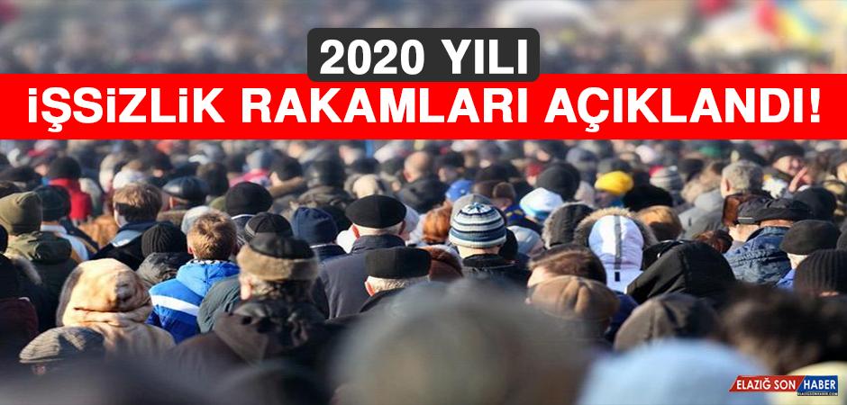 2020 Yılı İşsizlik Rakamları Açıklandı!