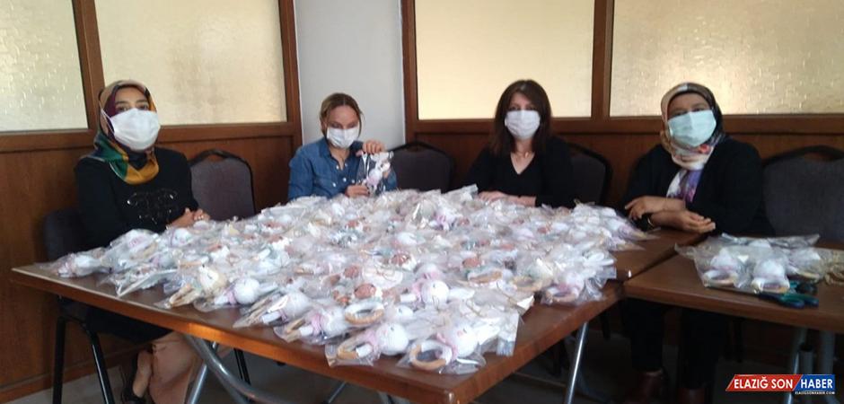 Hatay'da Yaptıkları Amigurumi Oyuncaklar ABD'ye Gidiyor