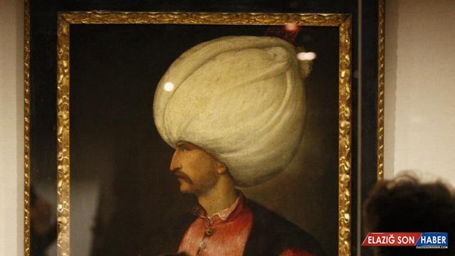 Kanuni Sultan Süleyman'ın portresi açık artırmada