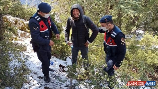Karaman'da kayıp gence 3 gün sonra ulaşıldı