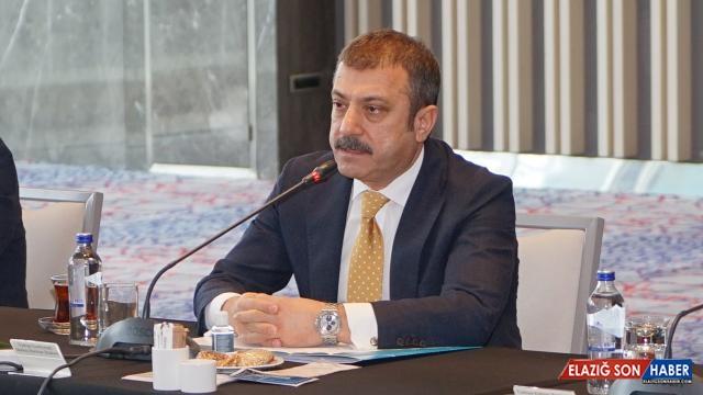 Merkez Bankası Başkanı Kavcıoğlu, bankaların yöneticileri ile görüştü
