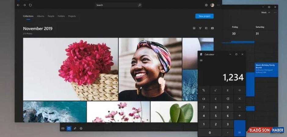 Microsoft, Windows 10'a Kapsamlı Bir Görsel Düzenleme Getiriyor