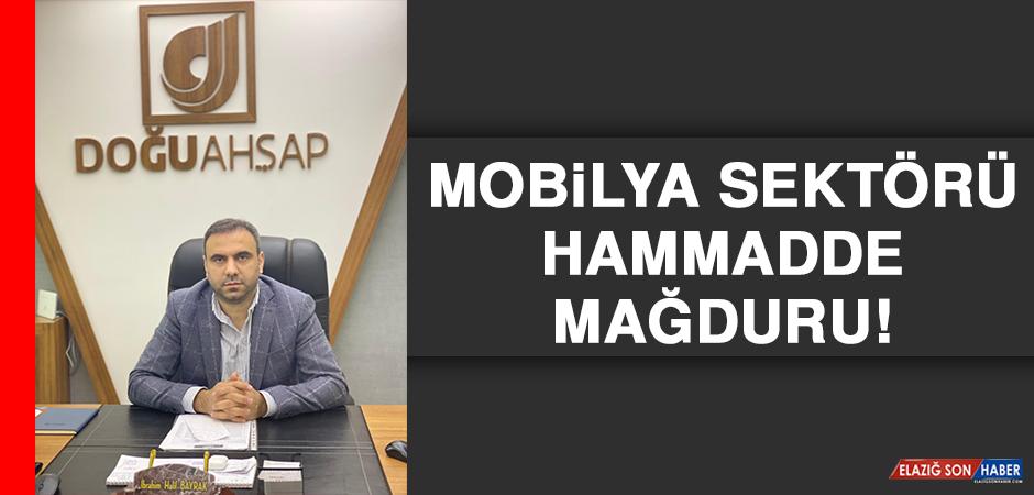 Mobilya Sektörü Hammadde Mağduru