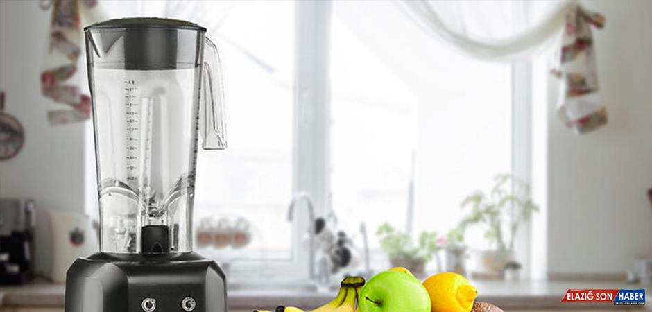 Mutfaktaki en büyük yardımcı... Blender temizliği için püf noktaları